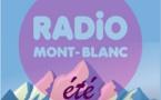 L'été sera frais sur Radio Mont Blanc