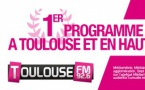 Julien Vigier à la direction d'antenne de Toulouse FM
