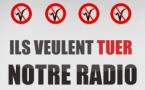 Les salariés de Radio Vitamine en grève
