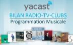Yacast : 14 399 diffusions pour Louane !