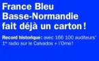 France Bleu Basse Normandie bat son record d'audience