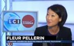 Quotas de chansons françaises : la réaction de Fleur Pellerin