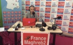 France Maghreb 2 en direct de la Foire de Marseille
