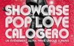 Calogero en showcase avec Chérie FM