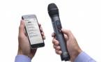 Interview : un micro, une app et le tour est joué