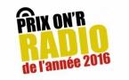 Inscrivez votre radio au Prix ON'R 2016