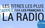 #RadiolineInsights : les titres les plus zappés
