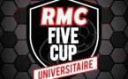 RMC lance la Five Cup Universitaire