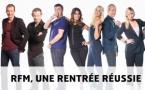 Rentrée réussie pour RFM à Paris