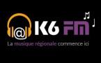 La radio K6FM a lancé le site @K6FM hier à midi