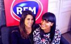 Ce dimanche, Karine Ferri reçoit Shy'm sur RFM