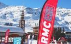 RMC fête le sport français aux Ménuires