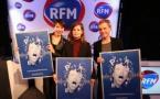 Les lauréats du Prix du parolier RFM-Paris Match