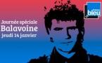 Journée spéciale Balavoine sur France Bleu