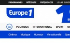 Europe1.fr : le site radio qui progresse le plus