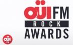 Votez pour les premiers Oui FM Rock Awards