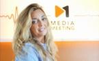 Anne-Marie de Couvreur développe Mediameeting qui devrait passer de 135 à 250 salariés d'ici à 5 ans