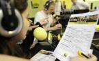 Atelier radio France Info au Salon de l'agriculture