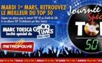 Metropolys fête le Top 50
