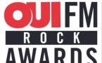 Oui FM Rock Awards 2016 : les nommés