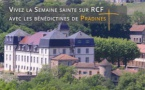 RCF s'engage durant la Semaine Sainte
