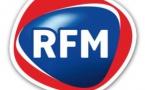 RFM diffuse 100% de chanson française ce lundi