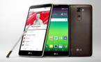 LG Stylus 2 : le Smartphone intégrant la RNT