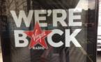 Virgin Radio s'affiche à Londres