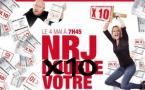 Le 4 mai, NRJ Belgique multiplie un salaire par 10