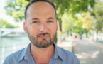 Joël Ronez est à l'origine du projet Binge Audio © Olivier Hoffschir