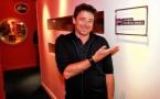 Patrick Bruel a inauguré un studio à son nom à RFM