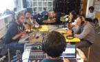Enregistrement de l'émission NoCiné © Binge Audio
