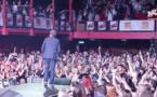"""Le """"NRJ Music Tour"""" a fait bouger Bruxelles"""