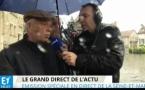 Inondations : Europe 1 mobilise ses équipes