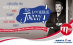 On fête l'anniversaire de Johnny sur MFM Radio