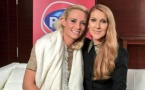 Céline Dion en interview sur RFM