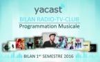 Programmation musicale : les tendances du début 2016