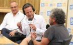 Rémi Castillo interroge des personnalités jusqu'à la fin d'après-midi sur RBA. / Photo DR