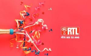 Bel RTL va fêter ses 25 ans