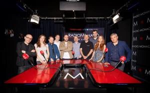 """Radio Monaco : """"nouvelles voix, nouveaux concepts"""""""