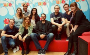 Rentrée : Pure FM salue l'arrivée de Joël Habay