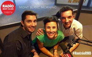 Radio Mont-Blanc va prendre de la hauteur