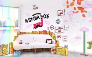 NRJ lance la #StarBoxNRJ
