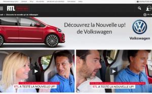 Des animateurs RTL pour tester la Nouvelle up!