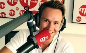 Les premiers pas de Cyril Féraud à la radio