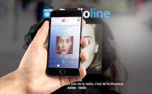 Radioline est compatible avec Chromecast