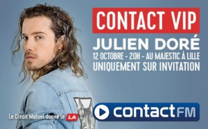 Événemens tous azimuts sur Contact FM