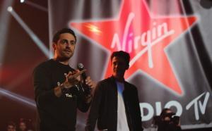 "8 000 auditeurs ""ElectroShockés"" avec Virgin Radio"