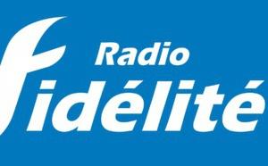 Le logo de Fidélité évolue et devient Radio Fidélité