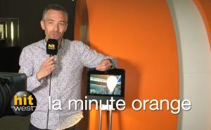 """""""La Minute Orange"""" sur Hit West"""